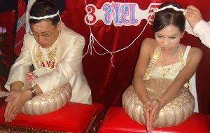 marrying Thai partner