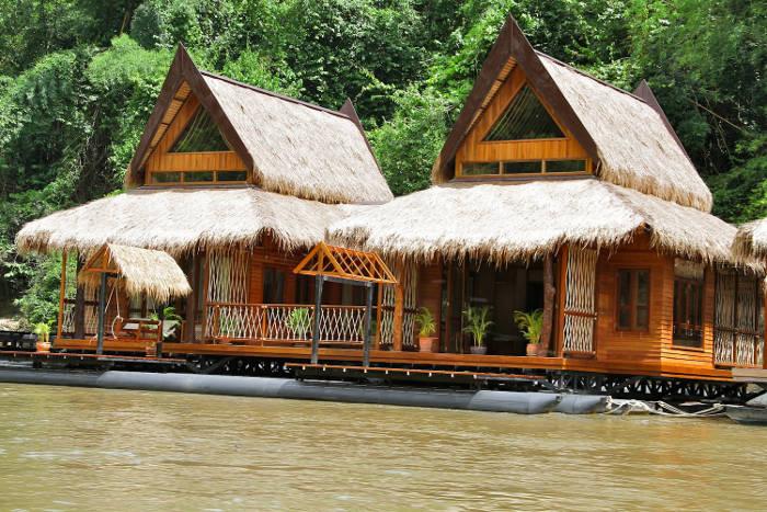 Villas at Floathouse, Kanchanaburi