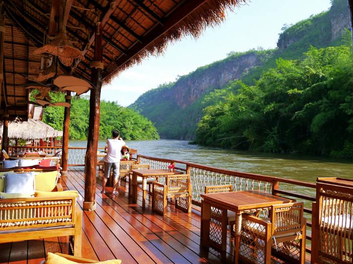 Floathouse River Kwai, Kanchanaburi