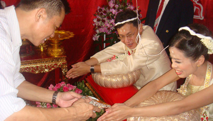 Thailand Weddings