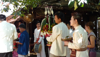 Traditional Thai Wedding